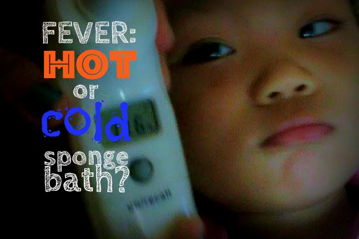 Fever: When To Give A Hot Or Cold Sponge Bath
