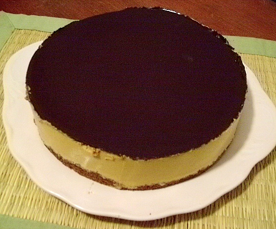 Margarita Elena. Repostería artesanal: Torta mousse de dulce de leche
