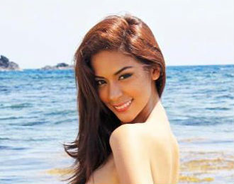 Miss Olongapo is Miss Philippines Earth 2013