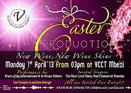 Easter Production2013-ya-VCCT ilikuwa Easter Monday at VCCT