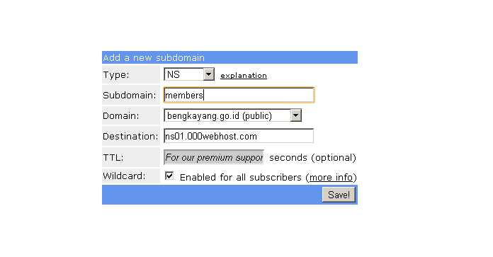Cara Deface Sub Domain
