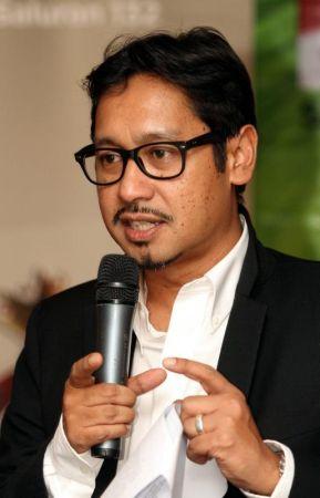 Malaysia, Hiburan, Artis Malaysia, Selebriti, Najib Ali, Dilantik, Konsultan, AF 2013