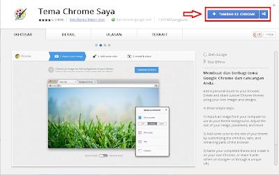 Tambahkan ke Chrome