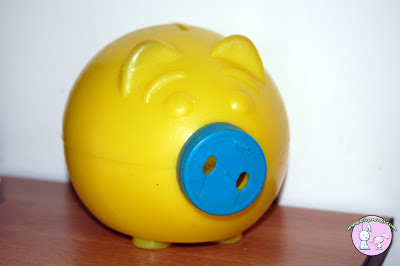 Invatam de mic sa economisim bani