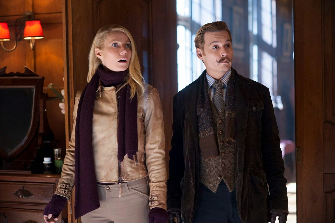 mortdecai-gwyneth paltrow-johnny depp