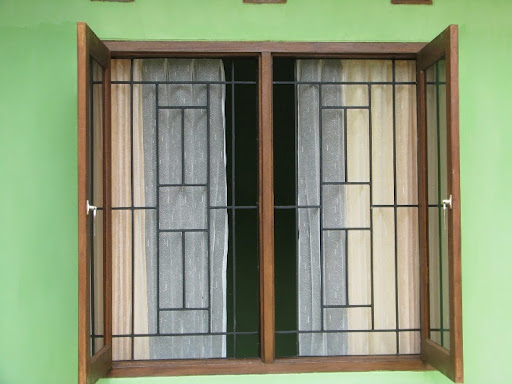 Model Teralis Jendela Rumah Minimalis