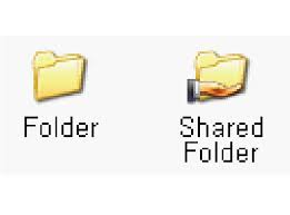 How to share folders in Windows XP 1