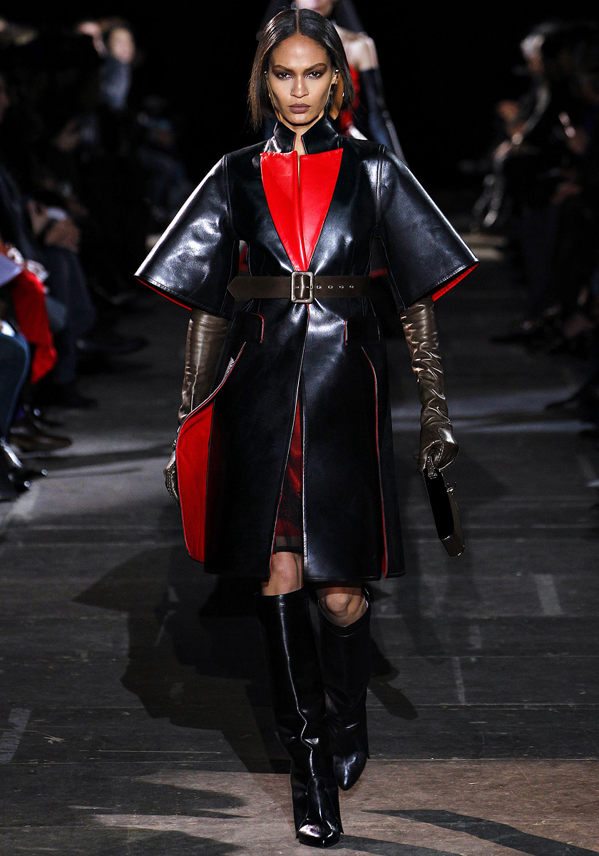 Leather Leather Leather Blog: Givenchy Fall/Winter F/W 2012