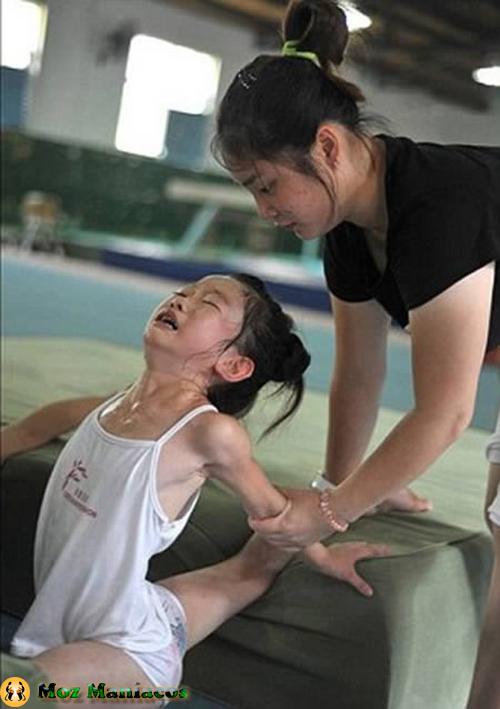 Treinamento doloroso infantil