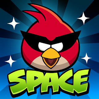 angry birds space color