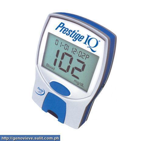 diabetes checking machine