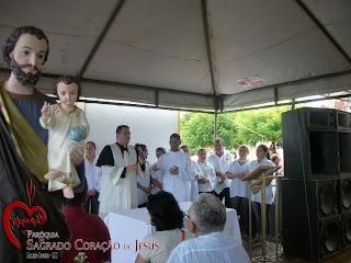 Missa em honra a São José
