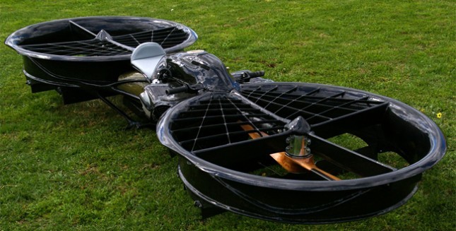 K089 single-seat manned autonomous air vehicle (MAAV)