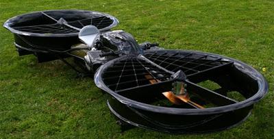 BMW-Motosikal Terbang Pertama Dunia