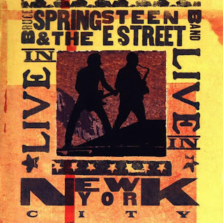 Live in NYC - Bruce Springsteen