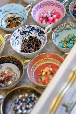 Como organizar tus joyas