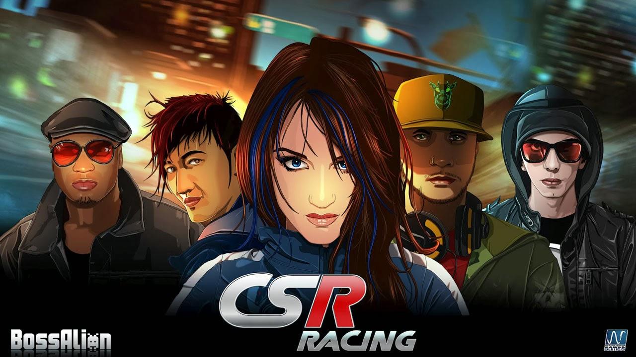 CSR Racing Hileli APK İndir