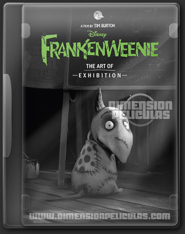 Frankenweenie (BRRip 3D FULL HD Ingles Subtitulada) (2012)