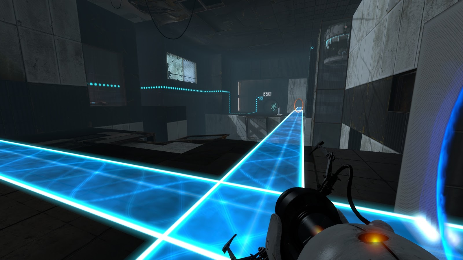 Portal 2 made use of several interesting new game mechanics