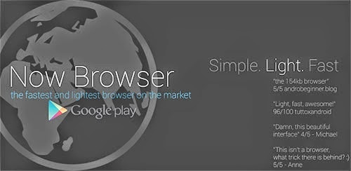 Now Browser Pro v1.3