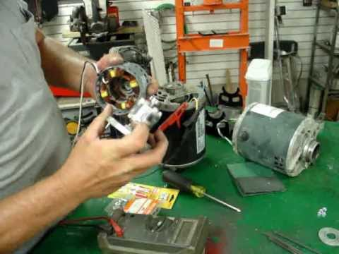 Performance of Magnetic Generator