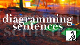Diagramming sentences is a playful way to analyze everyday language.