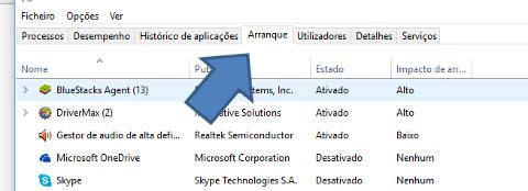 acelerar arranque do PC