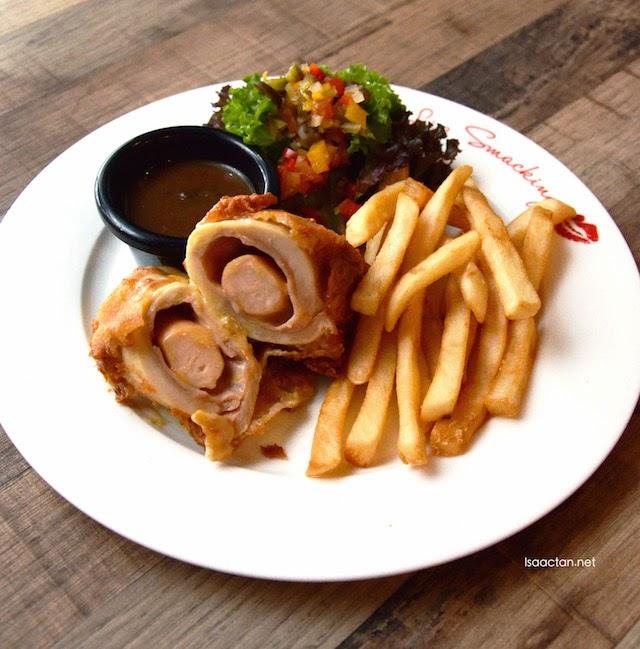 Chicken Cordon 'Blurr' - RM26