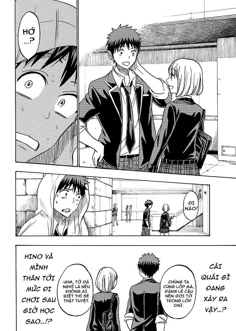 Yamada-kun to 7-nin no majo chap 212 Trang 18 - Mangak.info