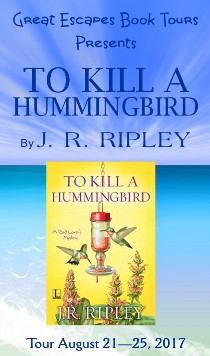 J.R. Ripley: here 8/23/17