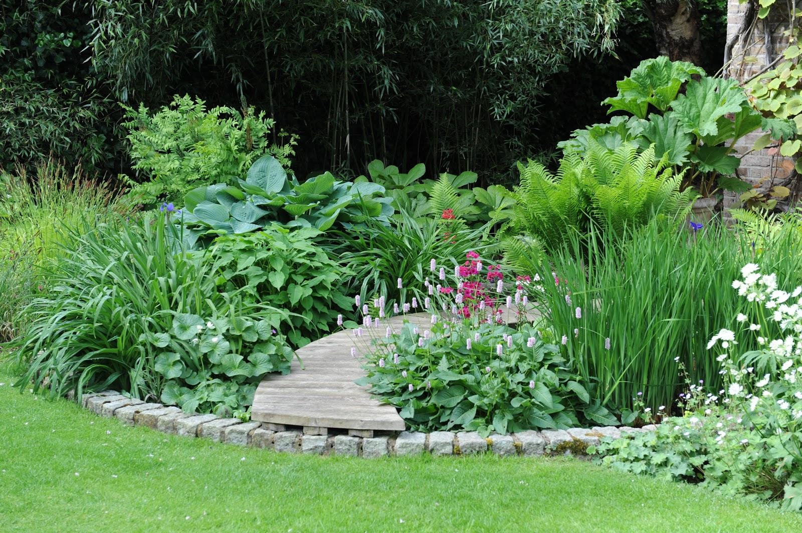 Raworth garden for Garden pond plants uk