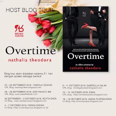 Blog Tour Overtime - Nathalia Theodora