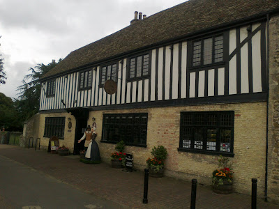 Cromwell's House, Ely