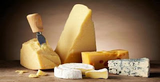 Making healthy teeth and mouth cheese