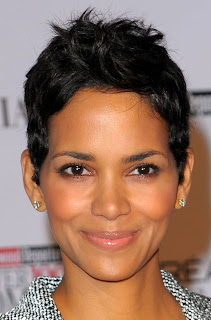 Halle Berry Short Hairstyles 2014