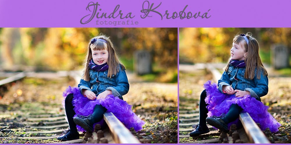 Jindra Krobová - fotografie