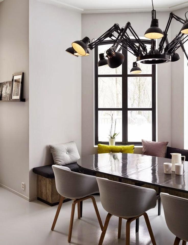 Lampara Dear Ingo: Un diseño excentrico y funcional