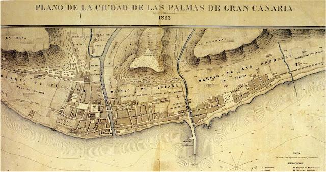 Imagen adquirida en el archivo de fotografía de la Universidad de Las Palmas de Gran Canaria. (mdC)