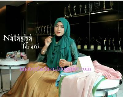 tutorial Hijab Praktis 2 Langkah