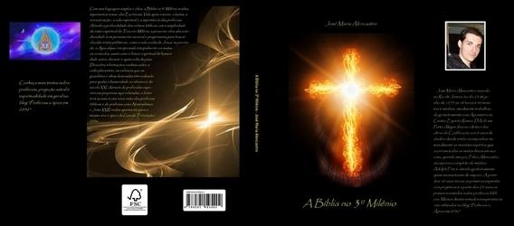 Livro A Bíblia no 3º Milênio capa e contracapa