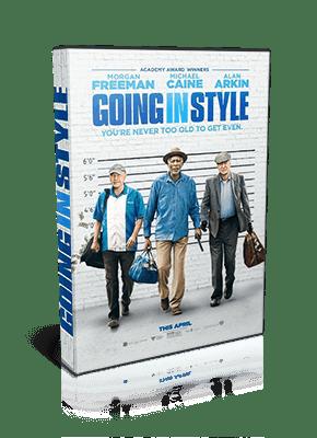 Descargar Un Golpe con Estilo (Going in Style) (2017)