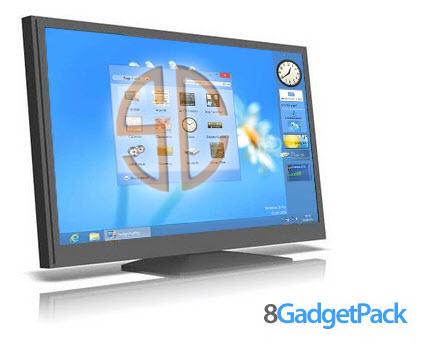 8GadgetPack 5.0 8GadgetPack