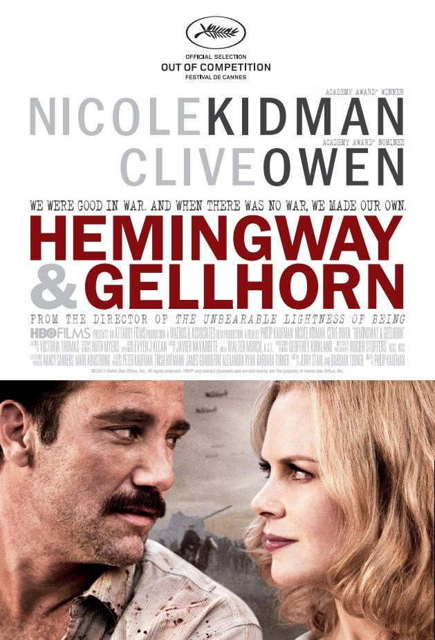 A.S.B Virtual Info: Hemingway and Gellhorn (Philip Kaufman)