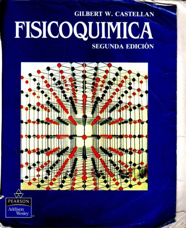 LA NUBE DE LIBROS : FISICOQUIMICA, GILBERT W. CASTELLAN