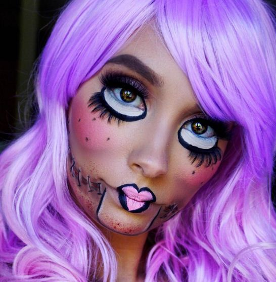 Video paso a paso para hacer Maquillaje de halloween Belleza y