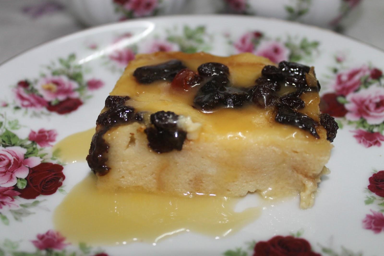 Resepi Guna Roti Butterscotch Copd Blog X