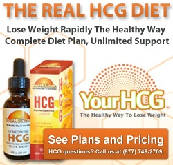 negative effects hcg weight loss