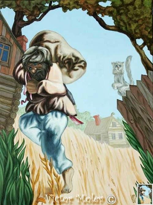 05-Count-Lev-Nikolayevich-Tolstoyaka-aka-Leo-Tolstoy-Artist-&-Illustrator-Victor-Molev-www-designstack-co