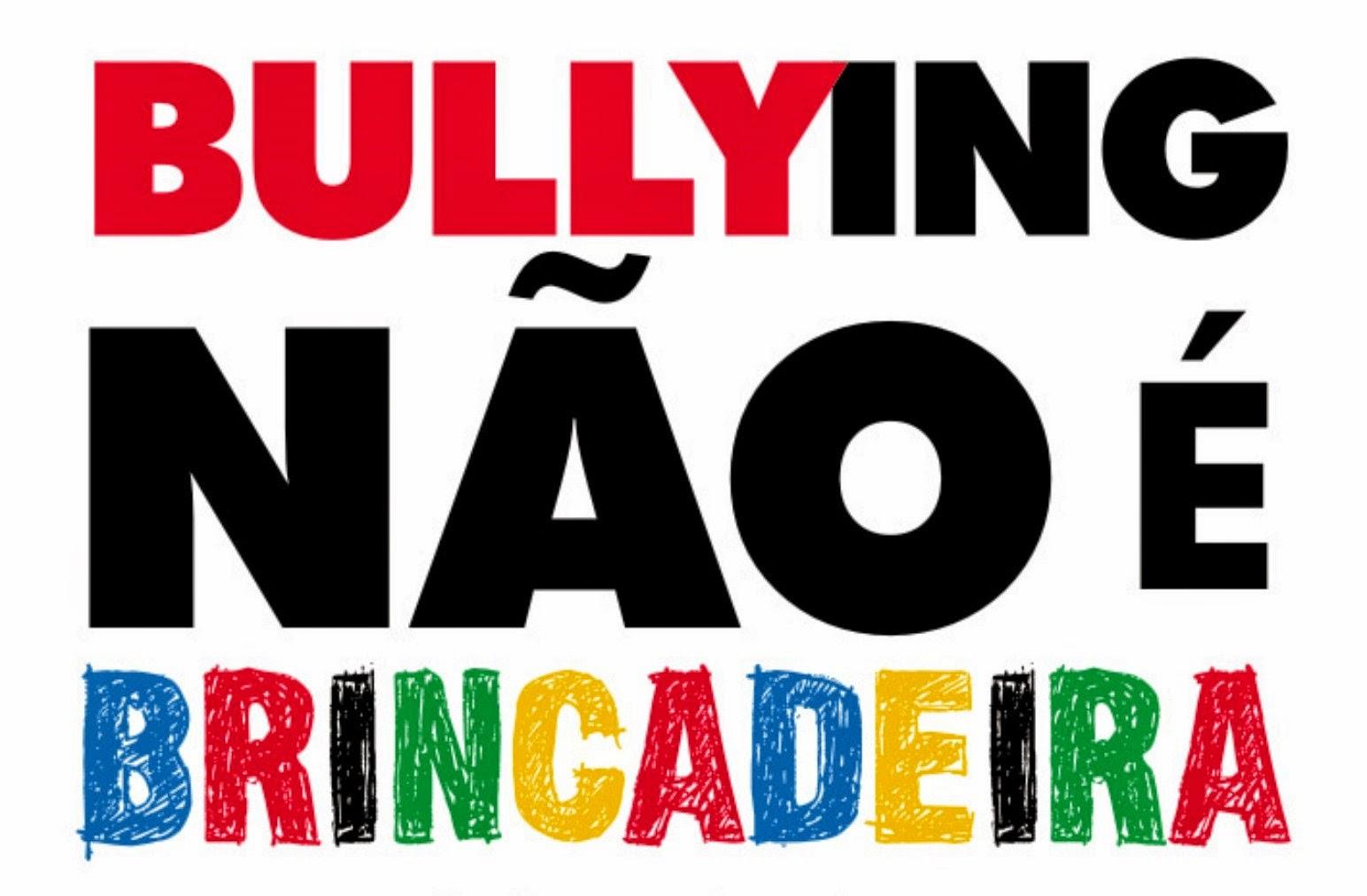 NÃO AO BULLYNG!