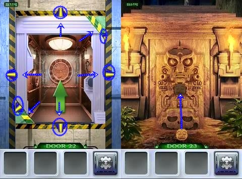 100 Doors 3 Level 21 22 23 24 25 Guide